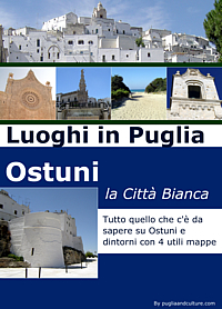 Ostuni the White city ebook