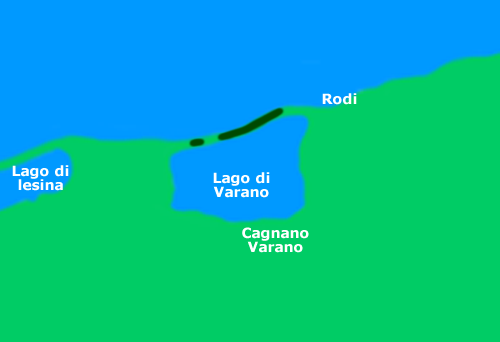 Nature reserve of Isola di Varano