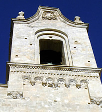 Campanile of the Cathedral of Ostuni