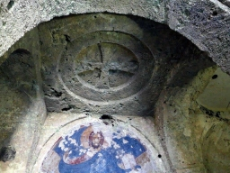 Cave church of San Gregorio, Mottola