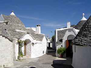 Trulli of Aia Piccola - Alberobello