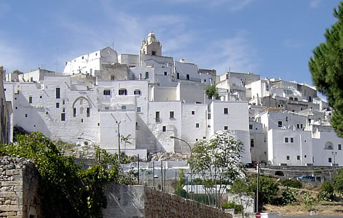 Events in Ostuni, Ceglie Messapica, Carovigno and surroundings in Puglia