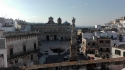 La Guglia apartment - view from roof terrace